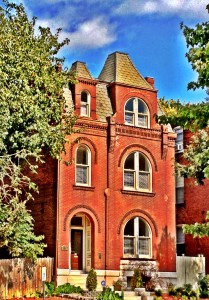 St Louis bed and breakfast - Benton Park Inn